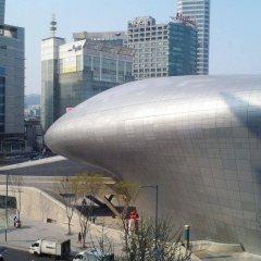 Отель 24 Guesthouse Dongdaemun Южная Корея, Сеул - отзывы, цены и фото номеров - забронировать отель 24 Guesthouse Dongdaemun онлайн приотельная территория
