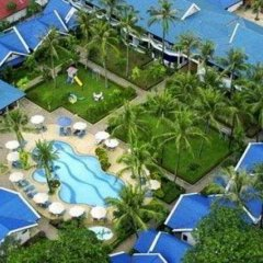 Отель Andaman Lanta Resort парковка