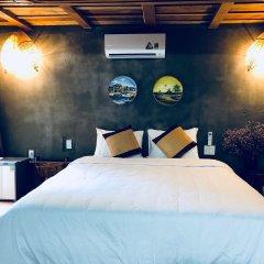 Отель An Bang Memory Bungalow Вьетнам, Хойан - отзывы, цены и фото номеров - забронировать отель An Bang Memory Bungalow онлайн сейф в номере