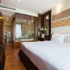 Отель Amanta Hotel & Residence Ratchada Таиланд, Бангкок - отзывы, цены и фото номеров - забронировать отель Amanta Hotel & Residence Ratchada онлайн комната для гостей