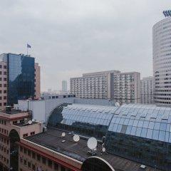 Отель ShortStayPoland Grzybowska B29 Польша, Варшава - отзывы, цены и фото номеров - забронировать отель ShortStayPoland Grzybowska B29 онлайн балкон
