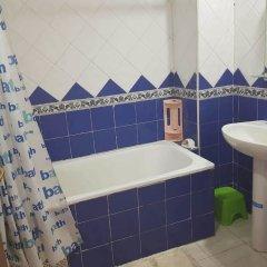 Отель Rabat terrace apartment Марокко, Рабат - отзывы, цены и фото номеров - забронировать отель Rabat terrace apartment онлайн ванная