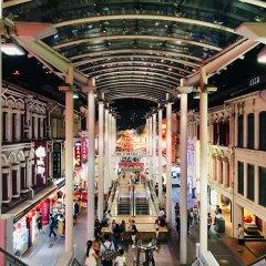 Отель Atlantis Pods at Chinatown Сингапур развлечения