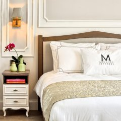 Mirrors Hotel 4* Люкс с различными типами кроватей фото 7