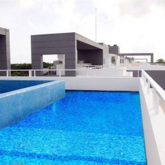 Отель Pure All Suites Riviera Maya Плая-дель-Кармен бассейн фото 2