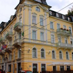 Hotel-Sanatorium Westend вид на фасад фото 2