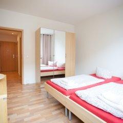 Апартаменты Aparion Apartments Leipzig Family комната для гостей фото 5