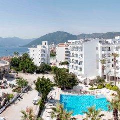 Sonnen Hotel Турция, Мармарис - отзывы, цены и фото номеров - забронировать отель Sonnen Hotel онлайн балкон