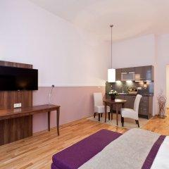 Отель Aparthotel Am Schloss Германия, Дрезден - отзывы, цены и фото номеров - забронировать отель Aparthotel Am Schloss онлайн комната для гостей