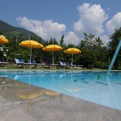 Hotel FleurAlp Чермес бассейн фото 3