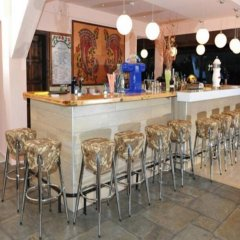 Отель Philoxenia Bungalows гостиничный бар