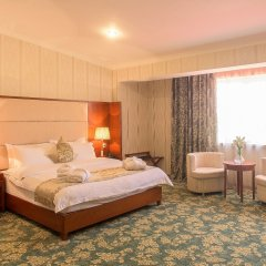 Отель Grand Erbil Алматы комната для гостей фото 6