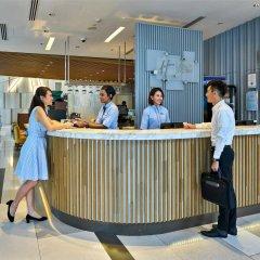 Отель Holiday Inn Express Singapore Orchard Road Сингапур интерьер отеля