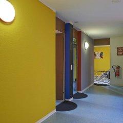 Budget Hostel Zurich спортивное сооружение
