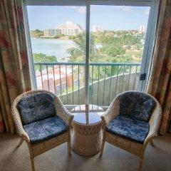 Отель Santa Fe Hotel США, Тамунинг - 4 отзыва об отеле, цены и фото номеров - забронировать отель Santa Fe Hotel онлайн балкон