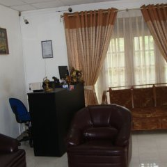 New Pawana Hotel удобства в номере