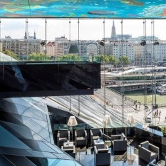 Отель SO VIENNA (ex. Sofitel Stephansdom) Вена бассейн фото 3