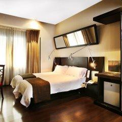 Отель Avenida Gran Via Испания, Мадрид - отзывы, цены и фото номеров - забронировать отель Avenida Gran Via онлайн комната для гостей фото 5