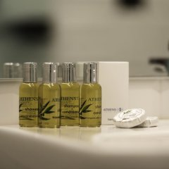 Athens One Smart Hotel in Athens, Greece from 57$, photos, reviews - zenhotels.com bathroom