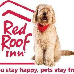 Отель Red Roof Inn PLUS+ Columbus-Ohio State University OSU США, Колумбус - отзывы, цены и фото номеров - забронировать отель Red Roof Inn PLUS+ Columbus-Ohio State University OSU онлайн с домашними животными