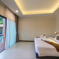 Отель Chermantra Aonang Resort and Pool Suite комната для гостей фото 3