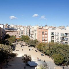 Отель Nextdoor Cathedral Barcelona балкон