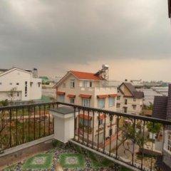 Отель Da Quy Villa Далат балкон