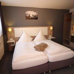 Отель Restaurant Jägerhof Германия, Брауншвейг - отзывы, цены и фото номеров - забронировать отель Restaurant Jägerhof онлайн комната для гостей фото 2