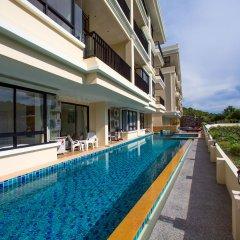 Отель The Lago 05 балкон