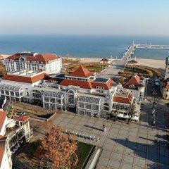 Отель Bayjonn Boutique Hotel Польша, Сопот - отзывы, цены и фото номеров - забронировать отель Bayjonn Boutique Hotel онлайн пляж