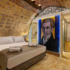 Отель 10GR Hotel and Wine Bar - Adults Only Греция, Родос - отзывы, цены и фото номеров - забронировать отель 10GR Hotel and Wine Bar - Adults Only онлайн комната для гостей фото 5