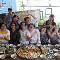 Gaia Hostel Далат питание фото 3