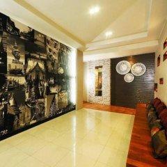 Отель Rikka Inn Бангкок интерьер отеля фото 3