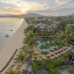 Отель Anantara Bophut Koh Samui Resort Самуи пляж
