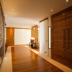 Отель Trisara Villas & Residences Phuket фитнесс-зал фото 3