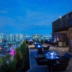 Отель Centara Grand at Central Plaza Ladprao Bangkok балкон