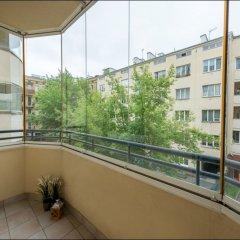 Апартаменты P&O Apartments Tamka балкон