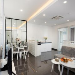 Luxury Nha Trang Hotel Нячанг в номере