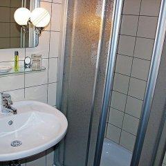 Отель Erlaa Pension Вена ванная фото 2