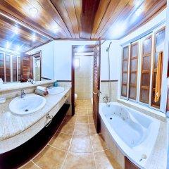 Отель Everything Punta Cana - Golf and Pool Доминикана, Пунта Кана - отзывы, цены и фото номеров - забронировать отель Everything Punta Cana - Golf and Pool онлайн ванная