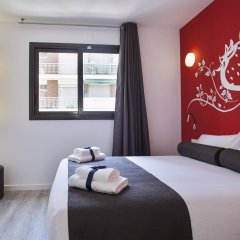 Отель Habitat Apartments ADN Испания, Барселона - отзывы, цены и фото номеров - забронировать отель Habitat Apartments ADN онлайн комната для гостей фото 3