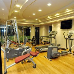 Dunes Hotel Apartments Oud Metha фитнесс-зал