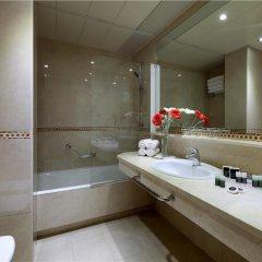 Отель Exe Plaza Испания, Мадрид - отзывы, цены и фото номеров - забронировать отель Exe Plaza онлайн ванная