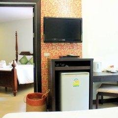 Отель Krabi Tipa Resort удобства в номере фото 2