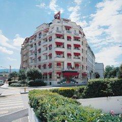 Отель Eden Hotel Швейцария, Женева - отзывы, цены и фото номеров - забронировать отель Eden Hotel онлайн