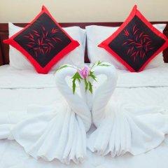 Отель Bougain Villeas Homestay комната для гостей