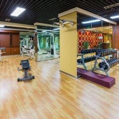Sunworld Hotel Beijing Wangfujing фитнесс-зал