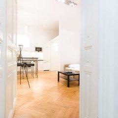 Апартаменты Vienna Prestige Apartments Graben Вена комната для гостей фото 5