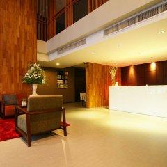 Отель Page 10 Hotel & Restaurant Таиланд, Паттайя - отзывы, цены и фото номеров - забронировать отель Page 10 Hotel & Restaurant онлайн интерьер отеля фото 3