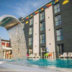 Отель Hollywoodland Wellness & Aquapark Сербия, Белград - отзывы, цены и фото номеров - забронировать отель Hollywoodland Wellness & Aquapark онлайн фото 4